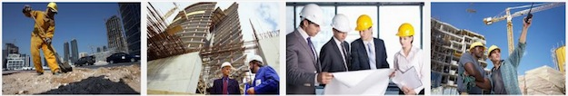 Builder and construction companies list