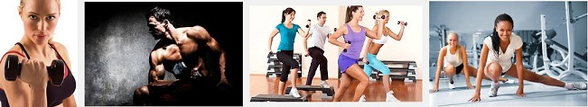 email list fitness centers