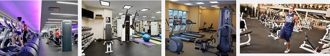 Addresses Fitness Health Centers