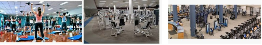 List of Fitness Centers