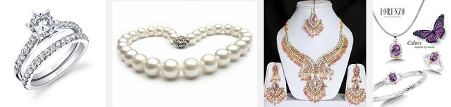 Database of Jewelry Stores